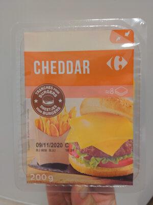 Cheddar - Produit - fr