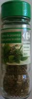 Carrefour - Herbes de Provences - Product