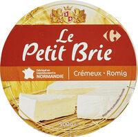 Le Petit Brie - 500 g - Product - fr