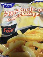 Frites au Four Coupe Classique - Produit - fr
