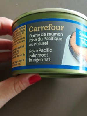 Darme de saumon rose du pacifique au naturel - Product