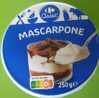 Mascarpone - Produit - fr