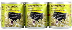 Pousses de haricot mungo carrefour 200 g - Cuisiner des pousses de soja ...