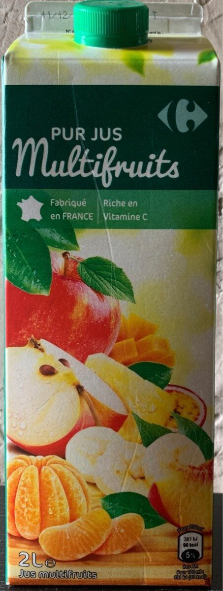 Pour Jus Multifruits - Product - fr