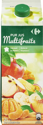 Pur jus Multifruits - Product - fr