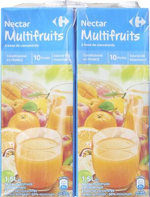 Nectar multivitamine multifruits - Produit - fr