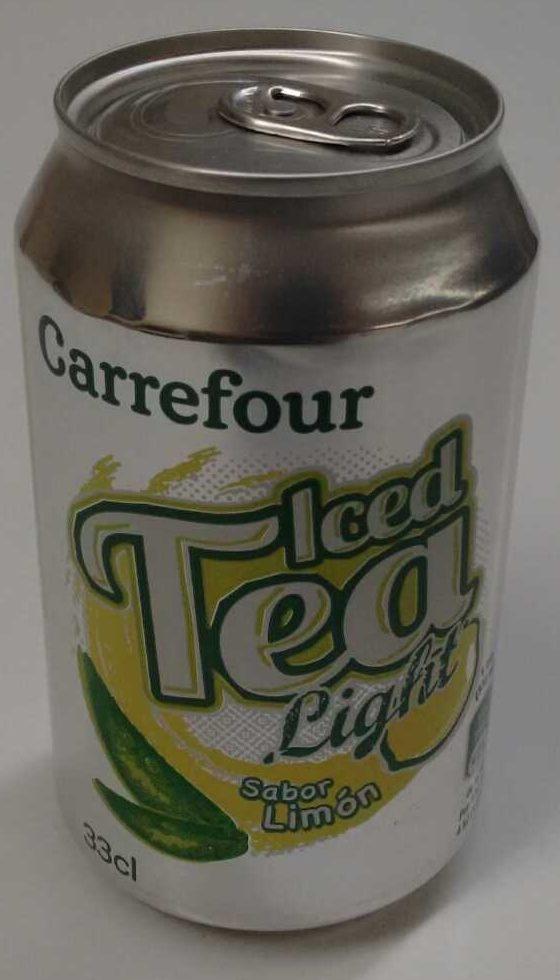 Iced tea light - Producto - es