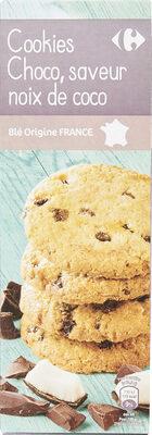 Cookies chocolat noix de coco - Prodotto - fr