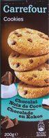 Cookies chocolat noix de coco - Product