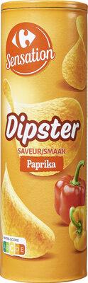 Dipster goût paprika - Produit - fr