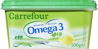 Margarina tres cuartos omega-3 - Producto - es