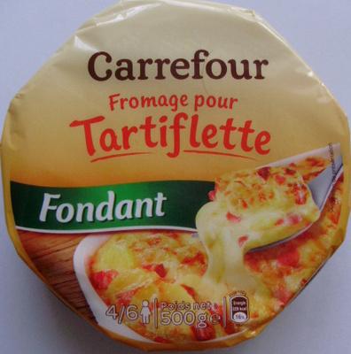 Fromage pour tartiflette (27 % MG) 4/6 personnes - Produit - fr