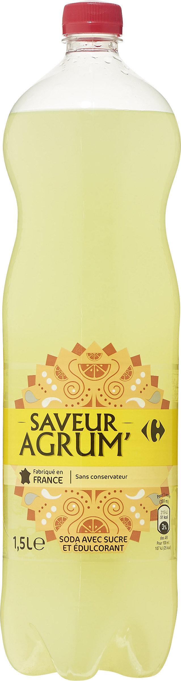 Saveur  agrum' - Product