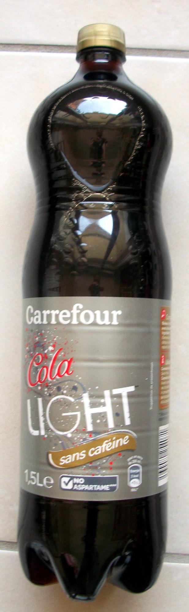Coca light sans caféine - Prodotto - fr