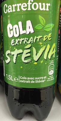 Cola extrait de Stévia - Prodotto - fr