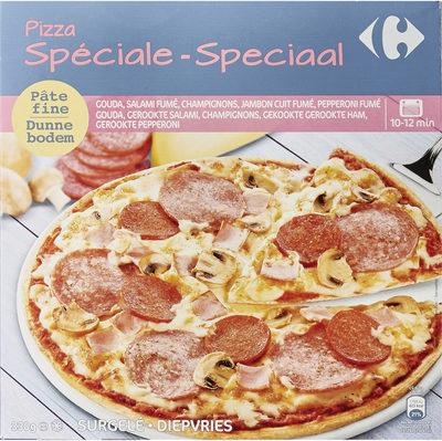 Pizza Especial - Producte
