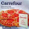 Pizza pâte fine Spéciale (Salami, Mozzarella, Champignon) - Product