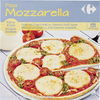 Pizza Mozzarella - Producte