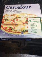 Pizza Mozzarella - Produit