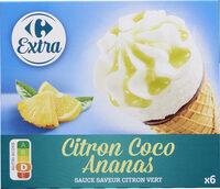 Citron Coco Ananas - Produit - fr