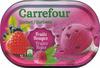 """Sorbete de frutos rojos """"Carrefour"""" - Producto"""