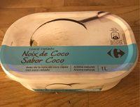 Glace Noix de Coco - Producto