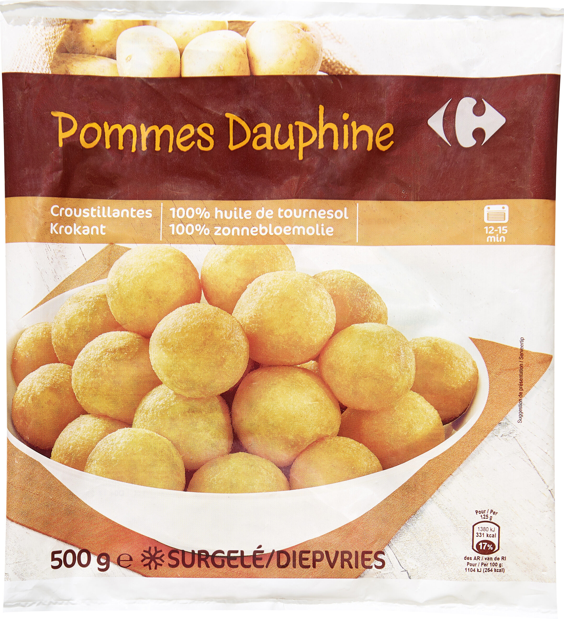 Pommes Dauphine - Prodotto - fr