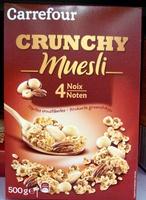 Crunchy Muesli 4 Noix - Product
