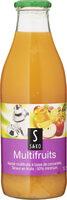 Bocal 1L Nectar Multifruits Saxo - Prodotto - fr