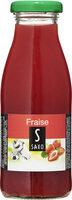 Saveur Fraise - Prodotto - fr