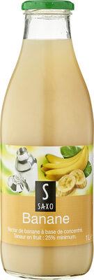 Bocal 1L Nectar Banane Saxo - Prodotto - fr