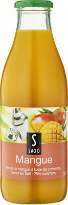 Nectar de mangue à base de concentré - Prodotto - fr