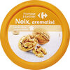 Fromage à tartiner Noix, aromatisé - Product