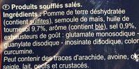 Fritz - Ingredienti - fr