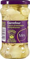 Carrefour Mini Coeurs d'Artichauts - Producto