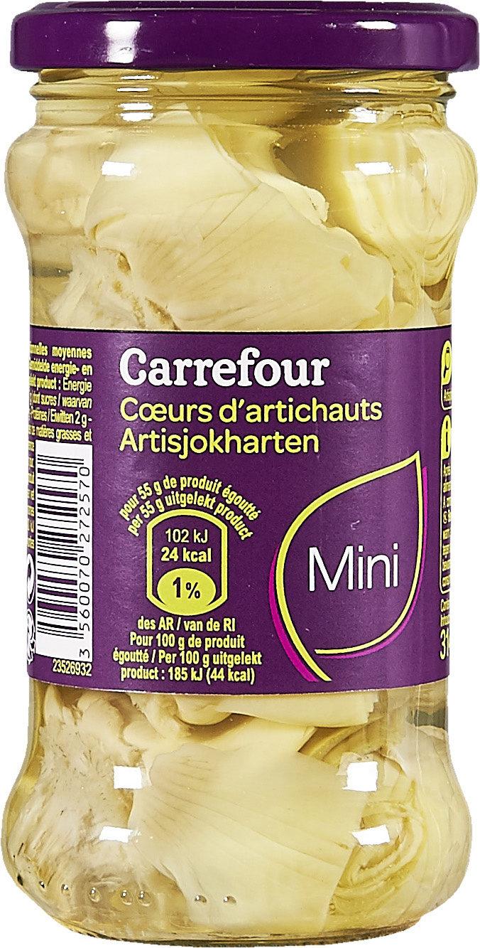 Carrefour Mini Coeurs d'Artichauts - Producto - es