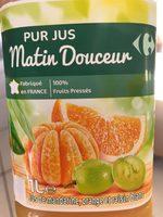 Matin Fruité Douceur - Produit - fr