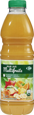 PUR JUS, Multifruits - Prodotto - fr