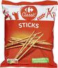 STICKS   Biscuits salés - Produit