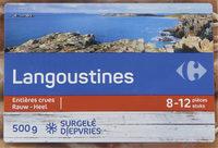 Langoustines - Product