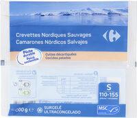 Crevettes Nordiques Sauvages - Producto - fr