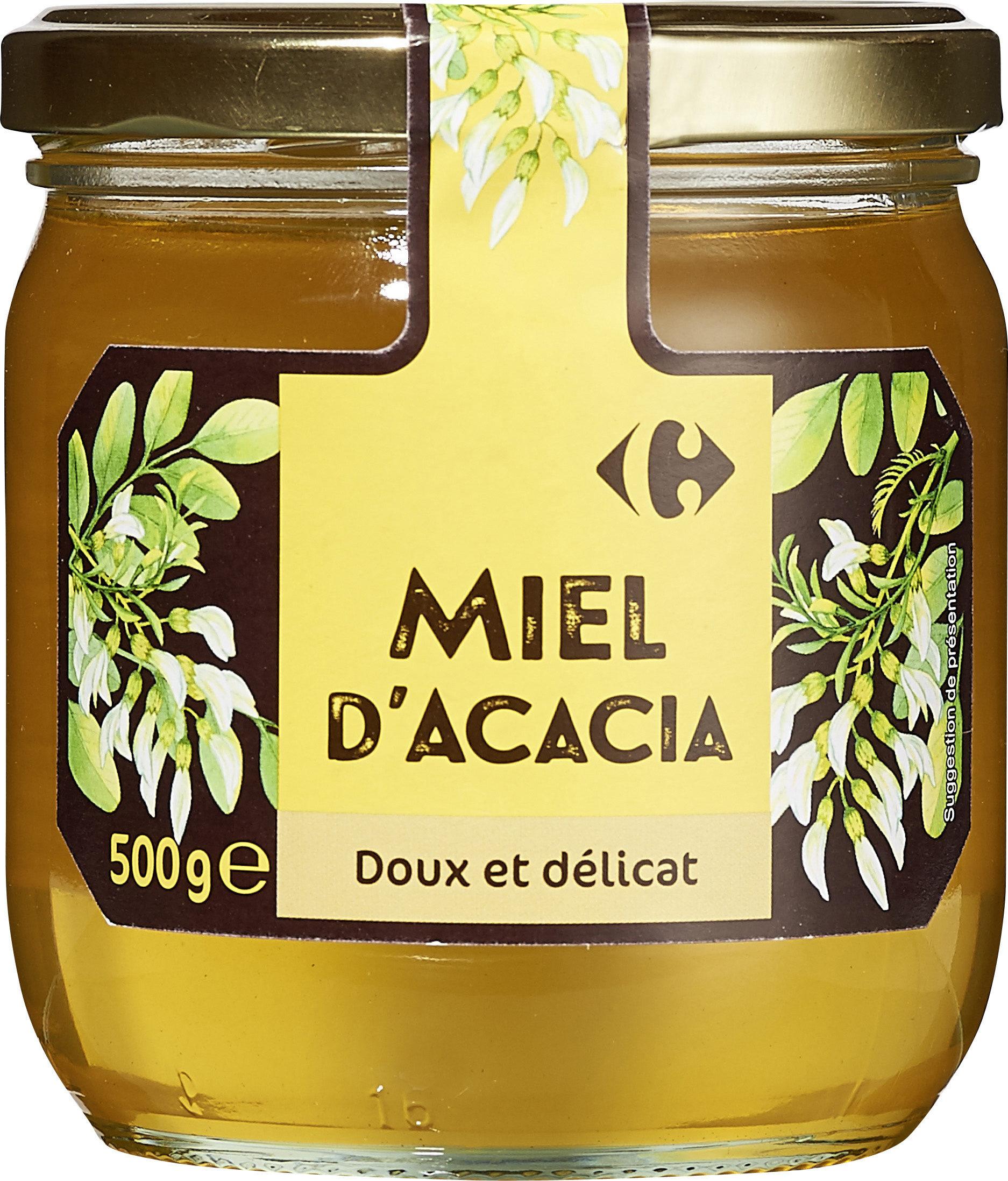 Miel d'Acacia - Product - fr
