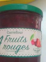 4 fruits rouges - Product - fr