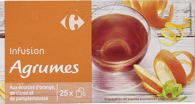 Infusion Agrumes - Product