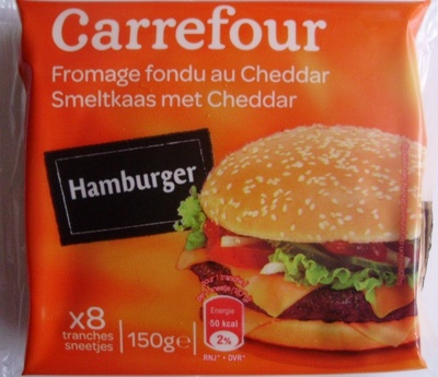 Fromage fondu au Cheddar (21 % MG) - Product - fr