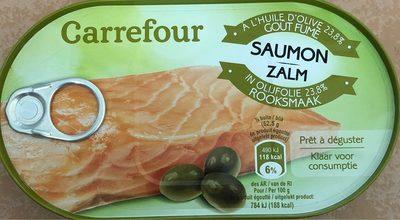Filet De Saumon Gout Fumé 190gr - Product