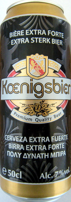 Koenigsbier - Producto - fr