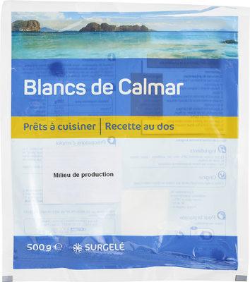 Blancs de calmar - Produit - fr