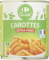 Carottes Extra-Fines - Produit - fr