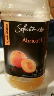Abricot, Nectar d'abricot - Produit - fr